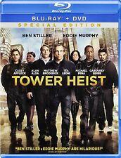 Tower Heist (NEW DVD/BLU-RAY COMBO)EDDIE MURPHY,CASEY AFFLECK,BEN STILLER,