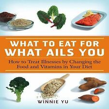What to Eat for What Ails You-ExLibrary