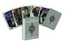 Dark Horse Deluxe Bioware Dragon Age Inquisition Series Two 2 Playing Cards USA