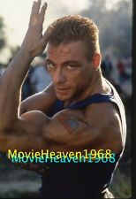 Jean-Claude Van Damme  35MM SLIDE TRANSPARENCY 4653 NEGATIVE PHOTO