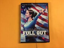 Full Out (DVD, 2016) FREE SHIP New