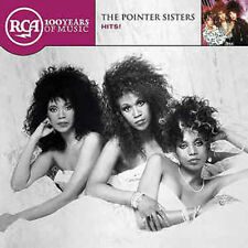 The Pointer Sisters Hits! 1901-2001 New CD in Original Pkg