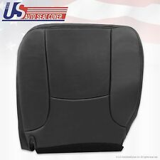 02 - 05 Dodge Ram 2500 ST Diesel Driver Bottom OEM Replacement Seat Cover Black