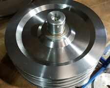 Werther 4 post  Lift Single Pulley/ Bush 40mm pin dia direct UK MANUFACTURER
