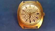 Vintage Elgin 17 jewels Cal.327 Men's Watch Swiss Made