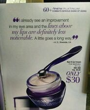 Avon Anew Platinum Eye & Lip Cream