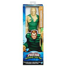 Marvel Ultimate Spider-Man siniestro 6 Titan Hero Series Marvel's Sandman Figura