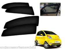 Kozdiko Simple Magnetic Sunshade Set of 4 Pcs For Tata Nano