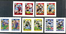 New Zealand- Rugby self-adhesive set of 10 mnh(2258-2267)