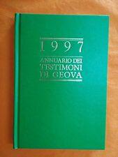 ANNUARIO DEI TESTIMONI DI GEOVA 1997 WATCH TOWER 1997