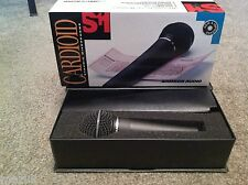 Samson Audio S11 Cardioid Dynamic Microphone Handheld Brand New
