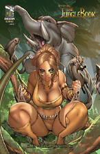 Grimm Fairy Tales Presents Jungle Book 1 - Cover A - NM+ or better!