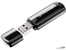 Transcend jetflash 700 128gb USB 3.0 128 gb nueva Stick USB ts128gjf700 OVP