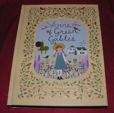 Anne of Green Gables By L. M. Montgomery - New Gilded Leather Bound