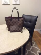 Louis-Vuitton Neverfull MM Damier With Pouch