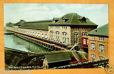 Power House & Carbide Works M.L.S.P. Co. Soo Sault Ste Marie Michigan Postcard