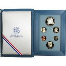 1987 US Mint Constitution Prestige Proof Coin Set