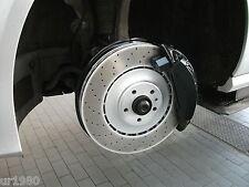 Audi Brembo Bremse für den  A6 S6 A8 4H Bremse 400 x 38 mm Audi 4G Bremsanlage