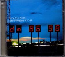 DEPECHE MODE - THE SINGLES 86-98 (DOPPEL-CD)