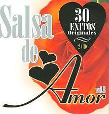Salsa De Amor Vol. 3