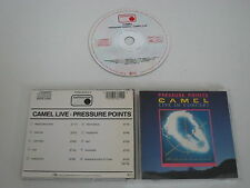 CAMEL/PRESSURE POINTS-LIVE IN CONCERT(METRONOME-823 812-2)CD ALBUM
