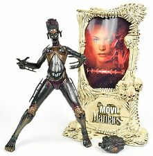 "Movie Maniacs Series 1 Species II 2 EVE VARIANT 7"" Action Figure McFarlane 1998"