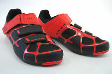 Pearl Izumi Select Road IV Cycling Shoes, Black/Red, Size 45 / 10.5