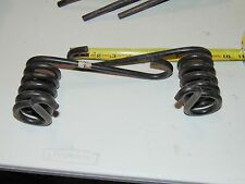 2 Nos Vintage Arctic Cat Snowmobile 76 Cross Country 76-78 Pantera Front Springs