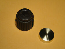 SCOTT - NEW- Reproduction Brass Caps for original vintage style knobs