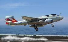 Kinetic 1:48 Grumman EA-6B Prowler with New Wing -Aircraft Model Kit Kit
