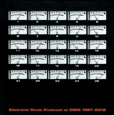 25 Years Diem-Electronic Music 1987-2012, New Music