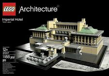 LEGO Architecture - Rare - 21017 Imperial Hotel - New & Sealed