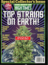 Best Of High Times 2016 #81, Top Strains On Earth, Brand New Sealed