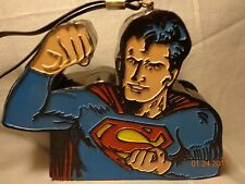 Vintage Superman Transistor Radio 1973 National Periodical Publications 9 Volt