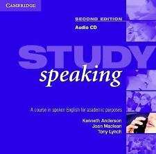 Study Speaking : A Course in Spoken English for Academic Purposes by Tony...