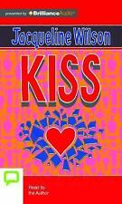 Kiss by Jacqueline Wilson (2015, CD, Unabridged)