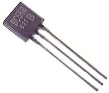50 X BC558B NPN Transistors - Free Shipping - New and Authentic - USA Seller