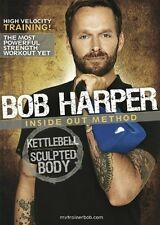 Strength Training DVD - KETTLEBELL SCULPTED BODY - Bob Harper Biggest Loser USA!