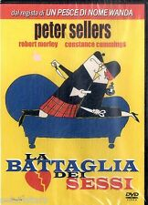 Peter Sellers LA BATTAGLIA DEI SESSI nuovo sigillato DVD