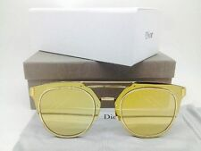 Christian DIOR COMPOSIT Sunglasses In Yellow
