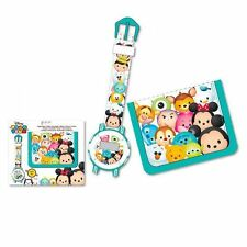 Officially Licensed | DISNEY TSUM TSUM | Watch and Wallet | Ideal Kids Gift