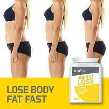 ULTRA TRIM WEIGHT LOSS PILLS - LOSE BODY FAT FAST GET TONED AND IN SHAPE SLIM