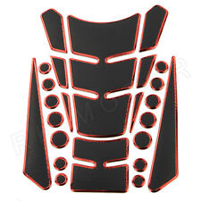 Motorcycle Tank Pad Protector Sticker For GSX-R600 CBR1000RR DUCATI YZF-R1 Red