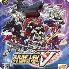 PS4 Super Robot Wars V Sony Playstation Strategy Games Bandai Namco  PREORDER