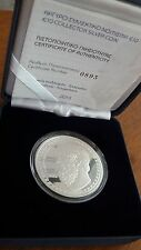 """Greece 10 euro Silver Proof Coin 2013 """"Sophocles"""" NEW in box + COA mintage 1.000"""