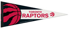 New TORONTO RAPTORS Official NBA Basketball Team Premium Felt PENNANT