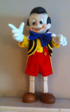 "14"" Disney ANRI  PINOCCHIO Jointed Wooden Doll for adults- Price drop"