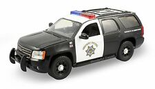 Jada Police Highway Patrol 2010 Chevy Tahoe SUV 1:24 scale diecast model J52