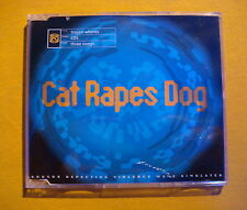 KK Records - kk 099 cds - Cat Rapes Dog - Trojan Whores - EBM, Industrial