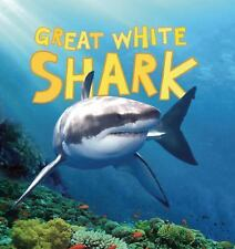 Great White Shark (Discover Sharks)-ExLibrary